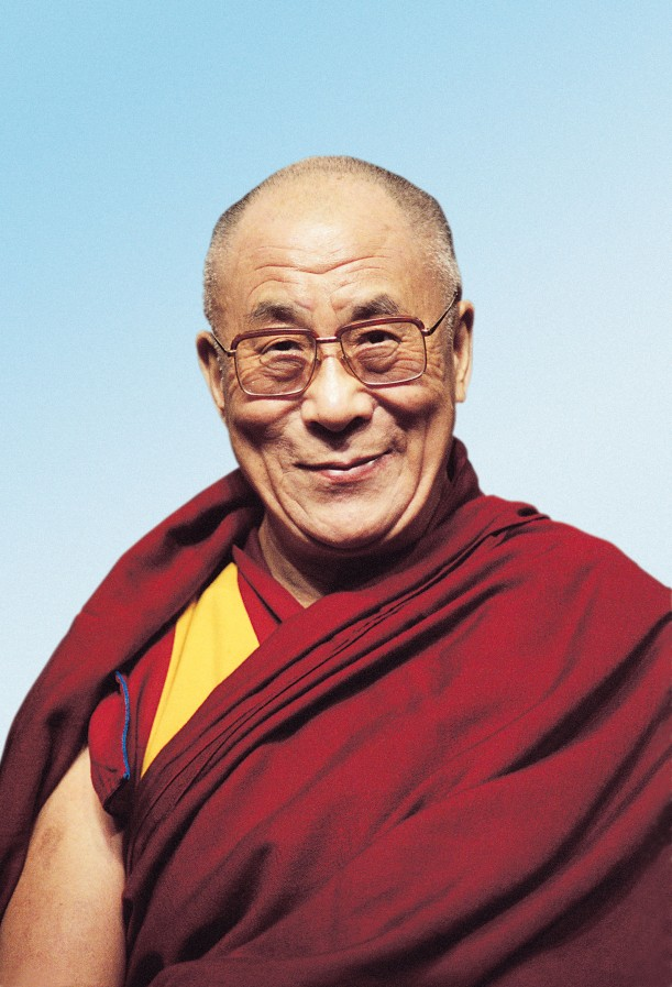His Holiness the 14. Dalai Lama